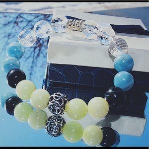 Jewelry - Bracelet-talisman. Natural stone